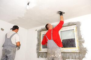 Owner repairing a property instead of having a tenant do it